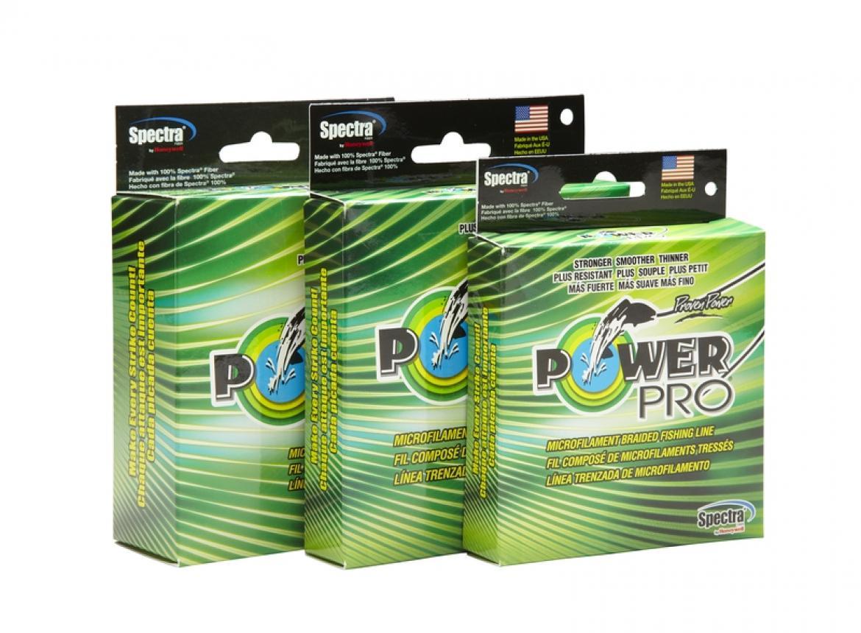 Шнур Power Pro Ice-Tec 45м 0,19мм
