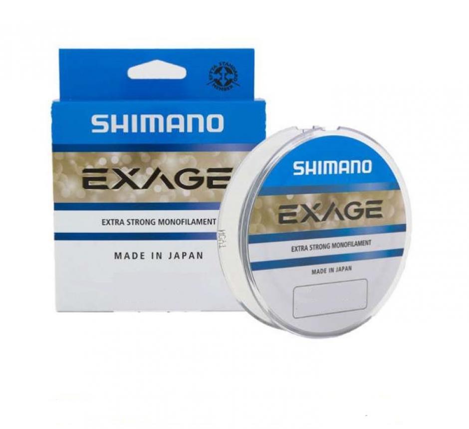 Леска Shimano Exage 150м 0,125мм