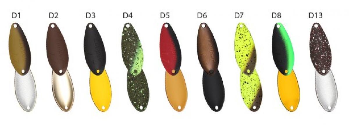Блесна Mukai Looper Dlive 1,7гр D1 – купить по цене 147 рублей в Москве и по всей России в рыболовном интернет-магазине Spinningline