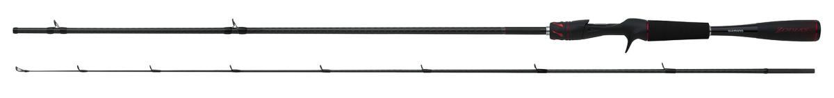 Кастинговое удилище Shimano 20 Zodias 172H-2
