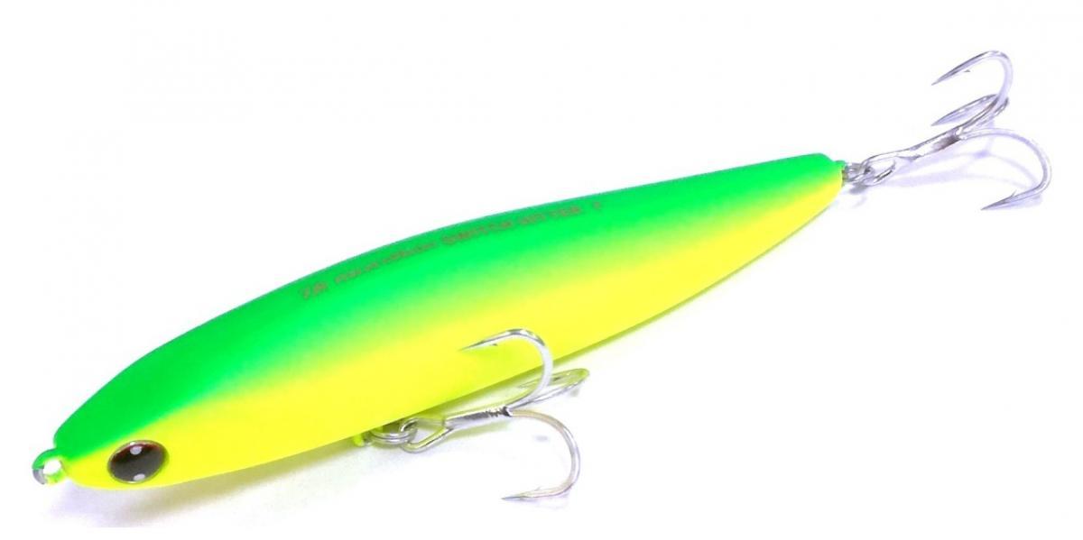Воблер Daiwa Morethan Switch Hitter 105F Mat Lime Chart