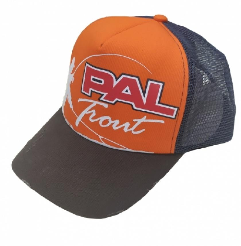 Кепка Zetrix PAL Trout Cap Orange