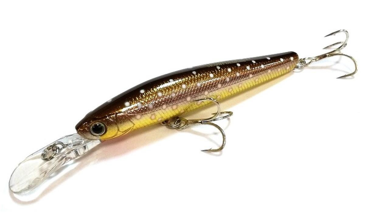 Воблер Skagit Designs Solid Tail Deep 86F floating IW(S)