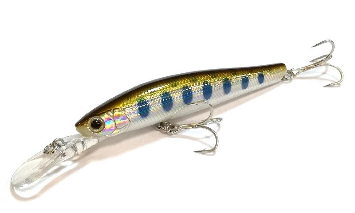 Воблер Skagit Designs Solid Tail Deep 86F floating YM