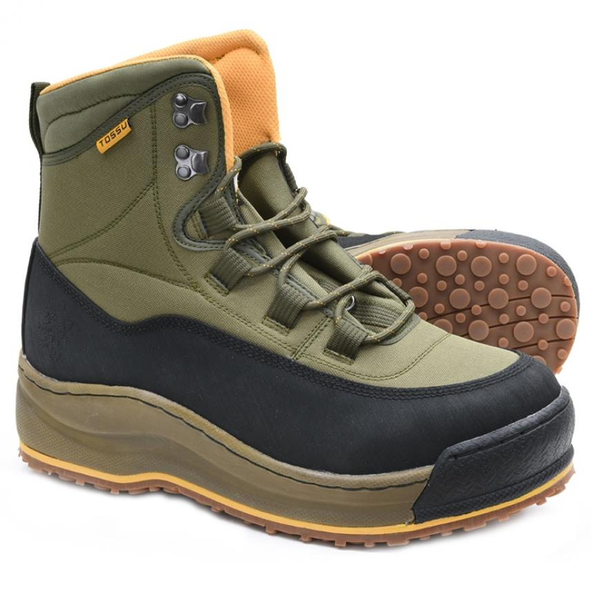 Ботинки забродные Vision Tossu Gummi 09