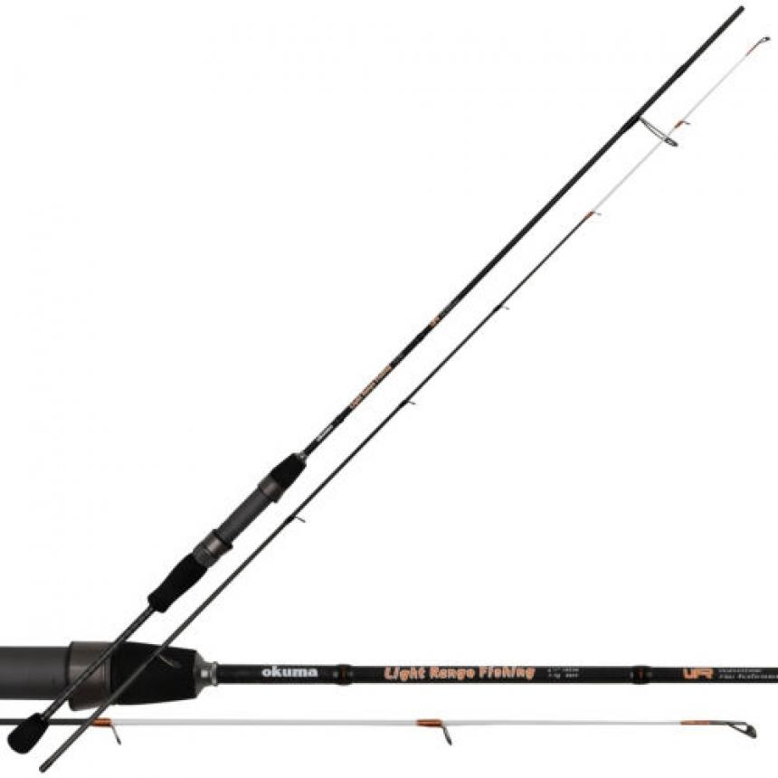 Спиннинг Okuma Light Range Fishing 245 8-22гр