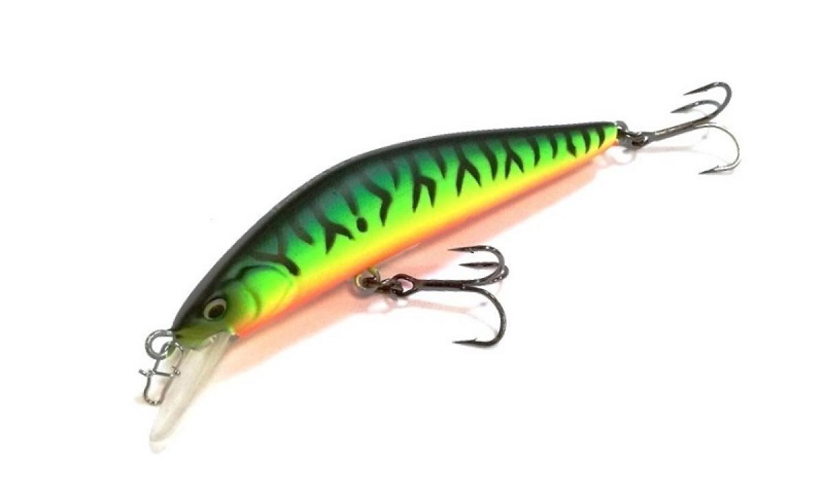 Воблер Fish Arrow X Ray Tune-Three Shot 80SP 09 Mat Tiger