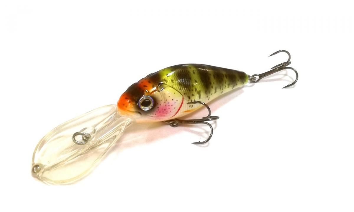 Воблер Panacea Shad Marauder 90F DR T004 Natural Perch