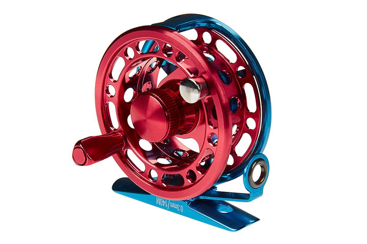 Катушка Higashi H-60 Blue/Red