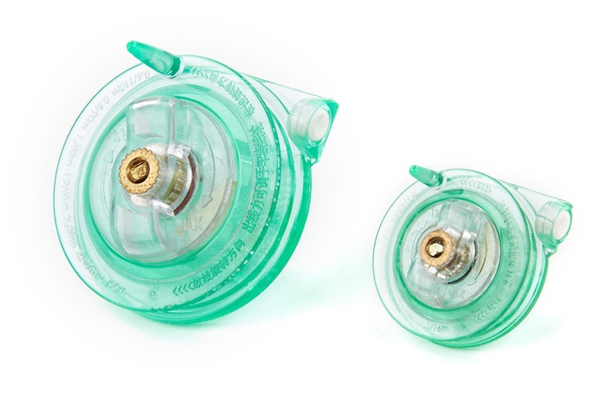 Катушка Higashi Plastic Reel 24