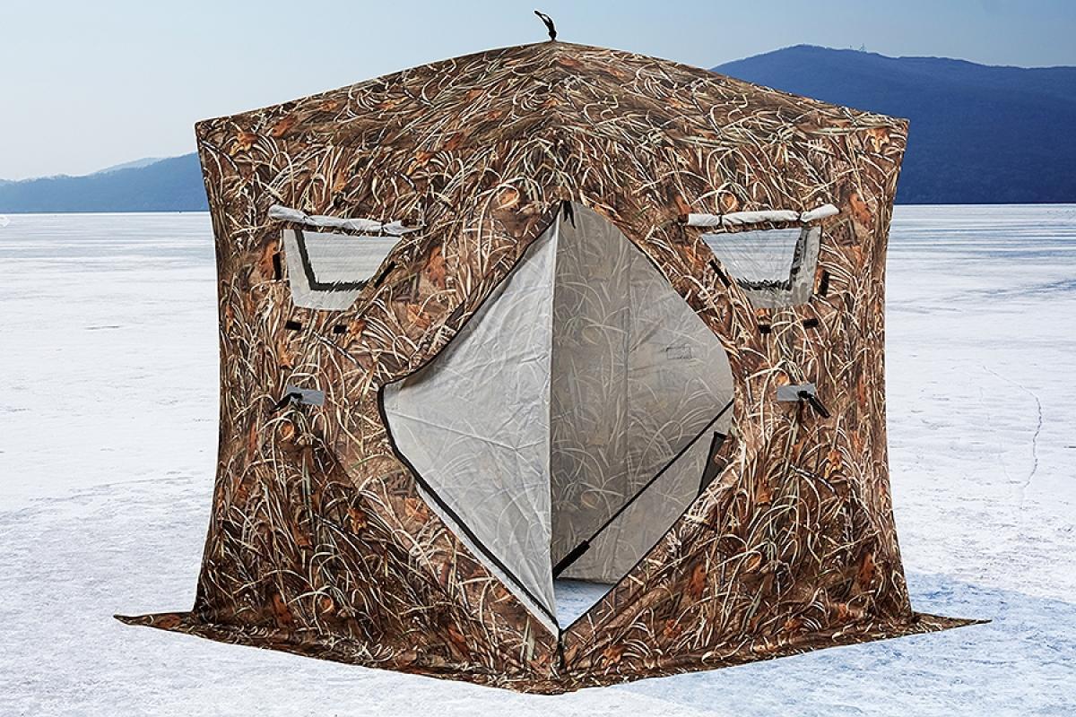 Палатка зимняя Higashi Camo Comfort