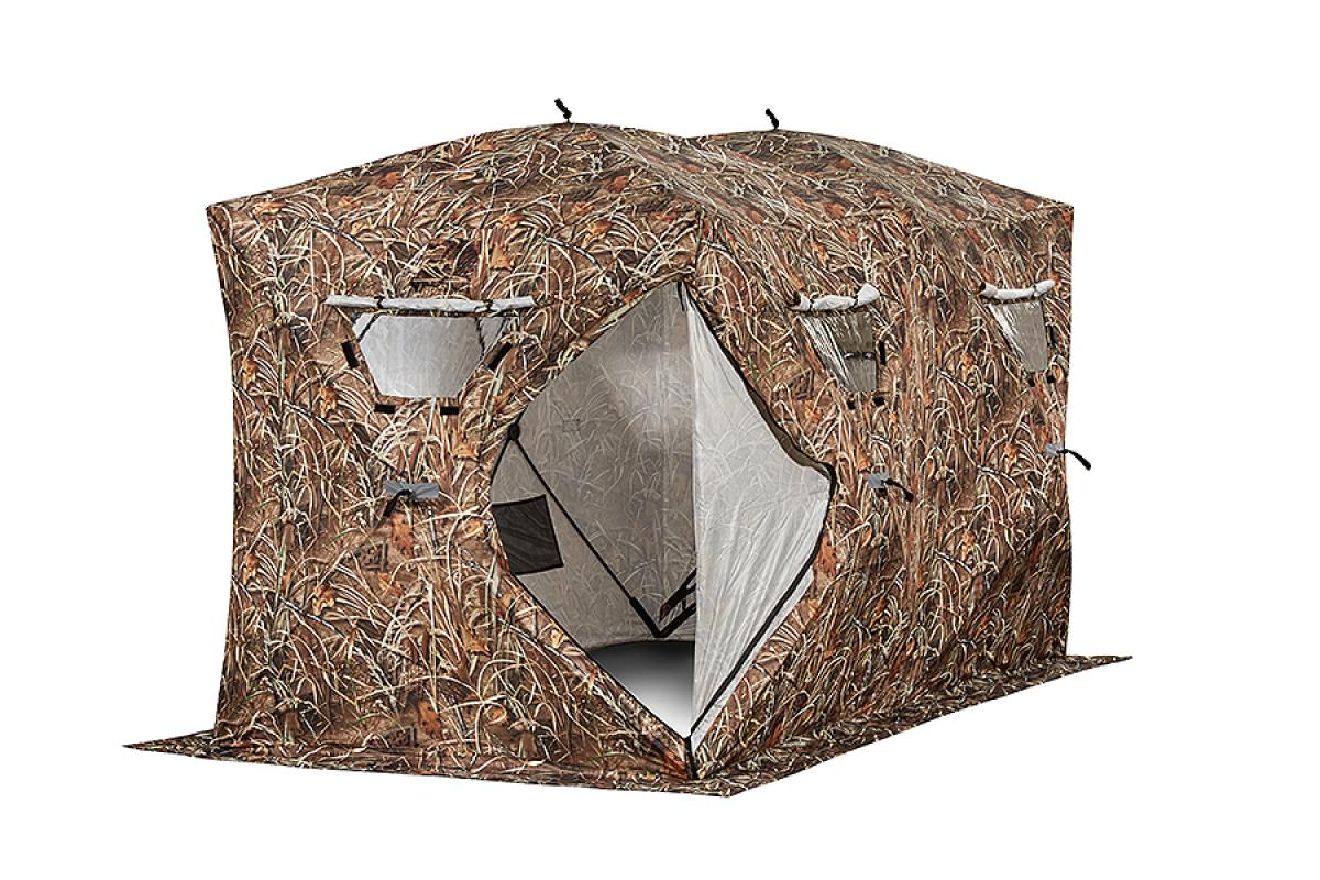 Палатка зимняя Higashi Double Camo Comfort