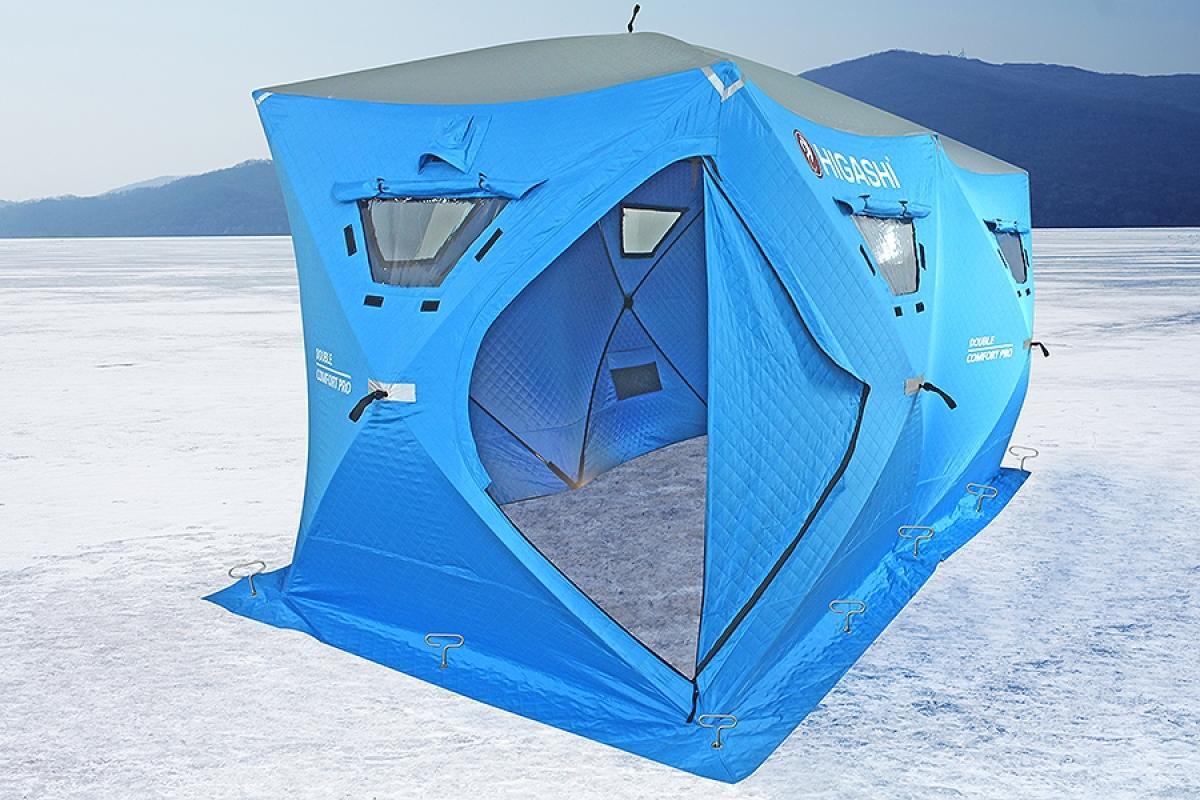 Палатка зимняя Higashi Double Comfort Pro
