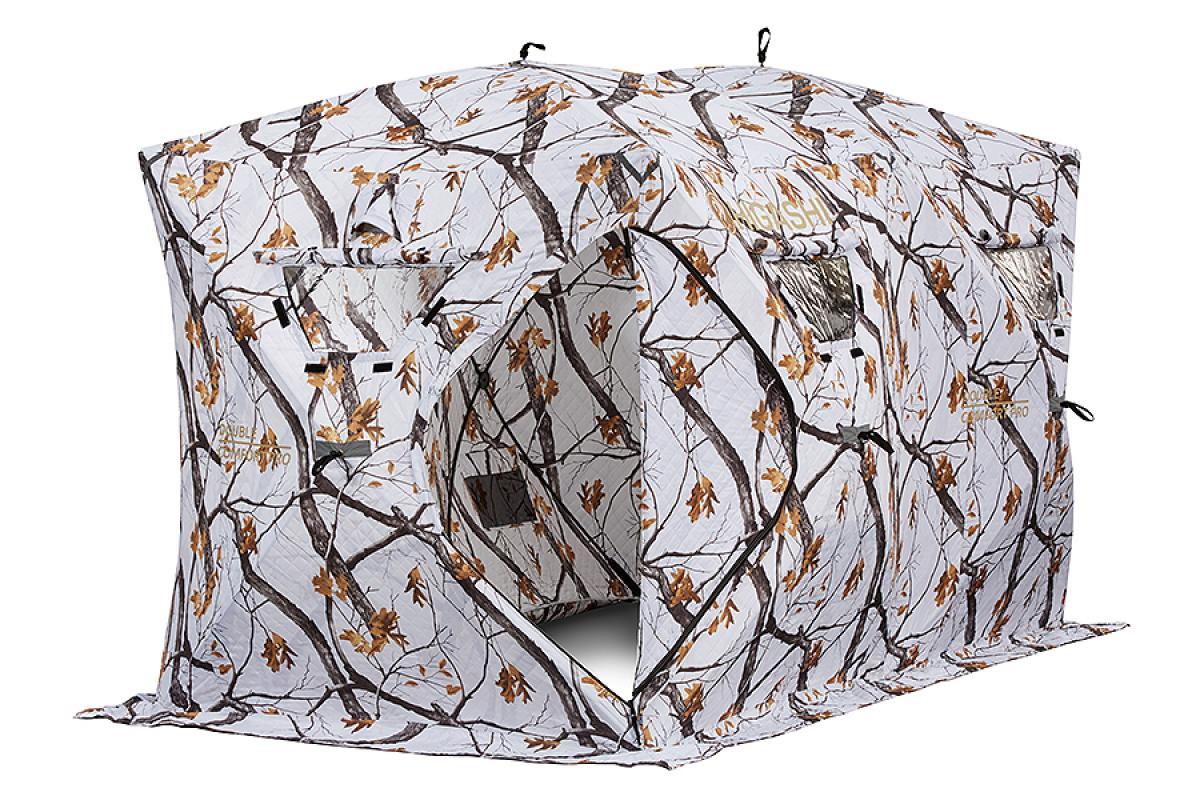 Палатка зимняя Higashi Double Winter Camo Comfort Pro