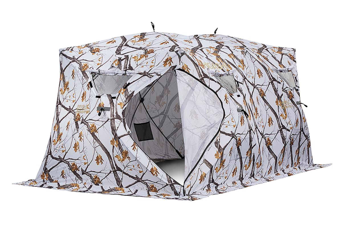 Палатка зимняя Higashi Double Winter Camo Pyramid