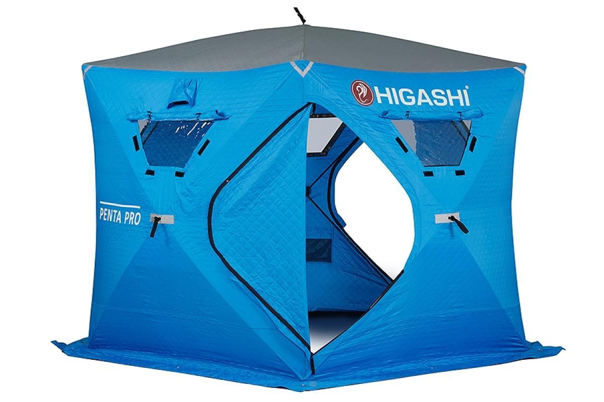 Палатка зимняя Higashi Penta Pro DC