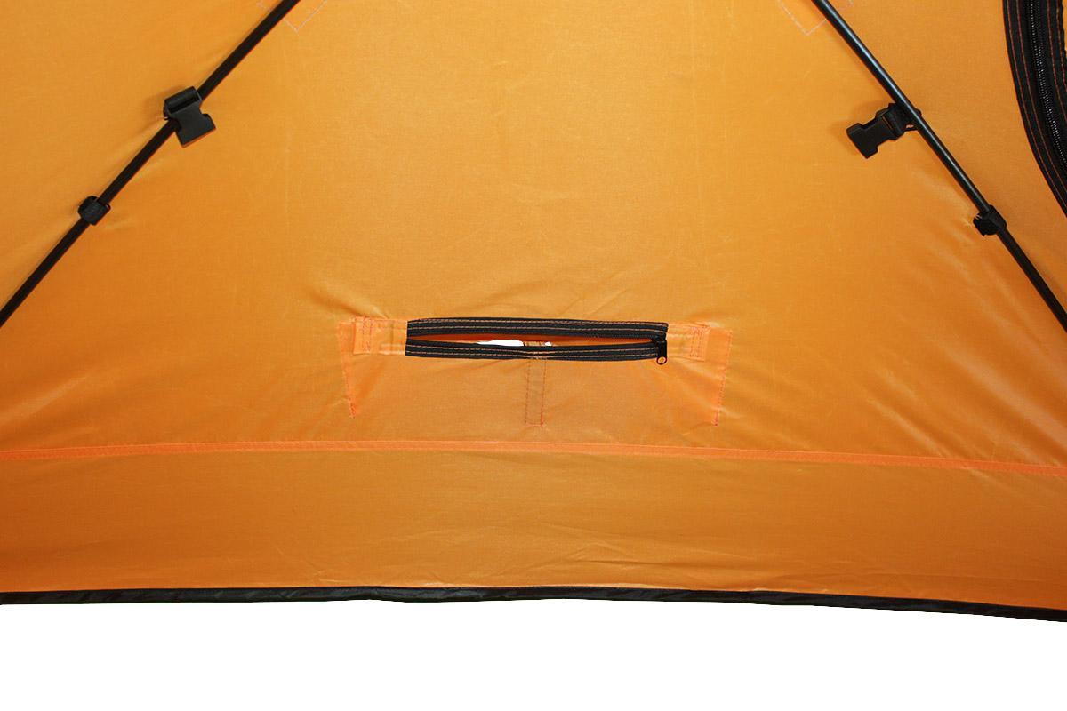 Палатка зимняя Woodland Ice Fish 2 оранжевый New - фото предоставленно поставщиком 6