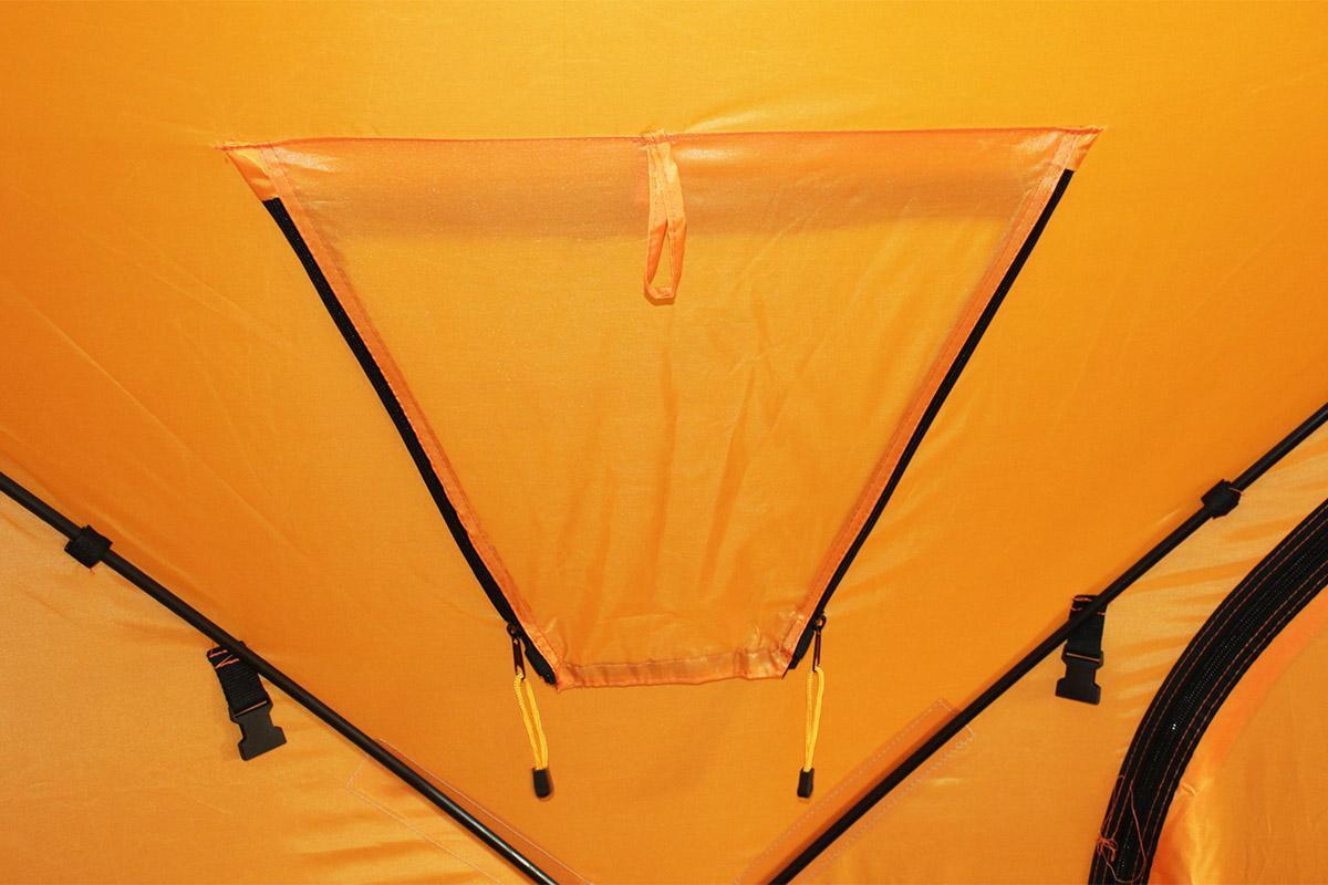 Палатка зимняя Woodland Ice Fish 2 оранжевый New - фото предоставленно поставщиком 7
