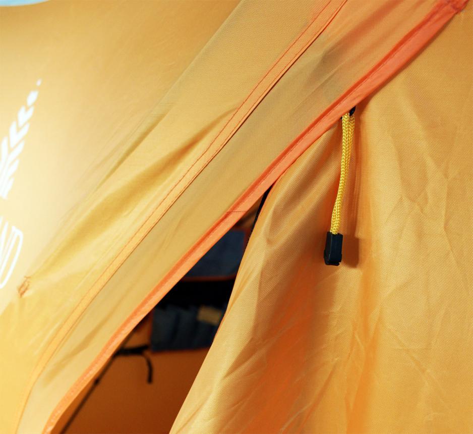 Палатка зимняя Woodland Ice Fish 2 оранжевый New - фото предоставленно поставщиком 9