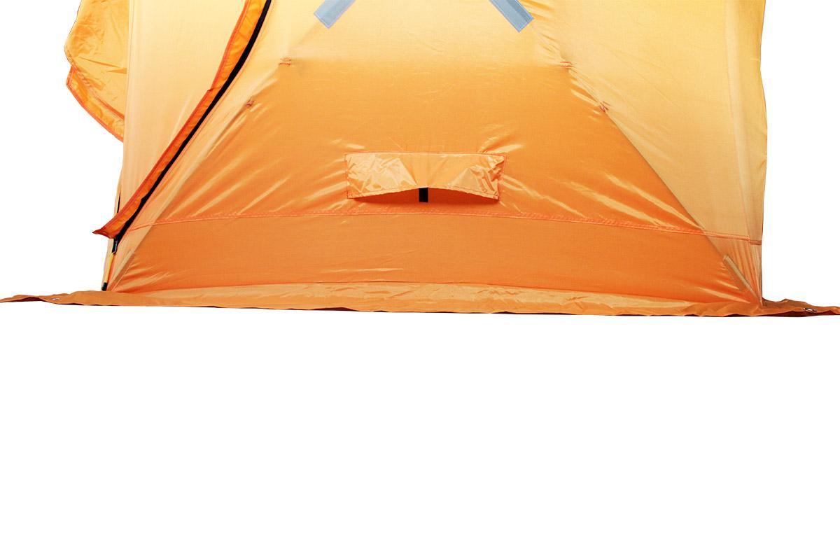 Палатка зимняя Woodland Ice Fish 2 оранжевый New - фото предоставленно поставщиком 10