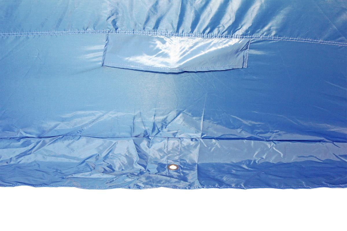 Палатка зимняя Woodland Ice Fish 4 синий New - фото предоставленно поставщиком 6