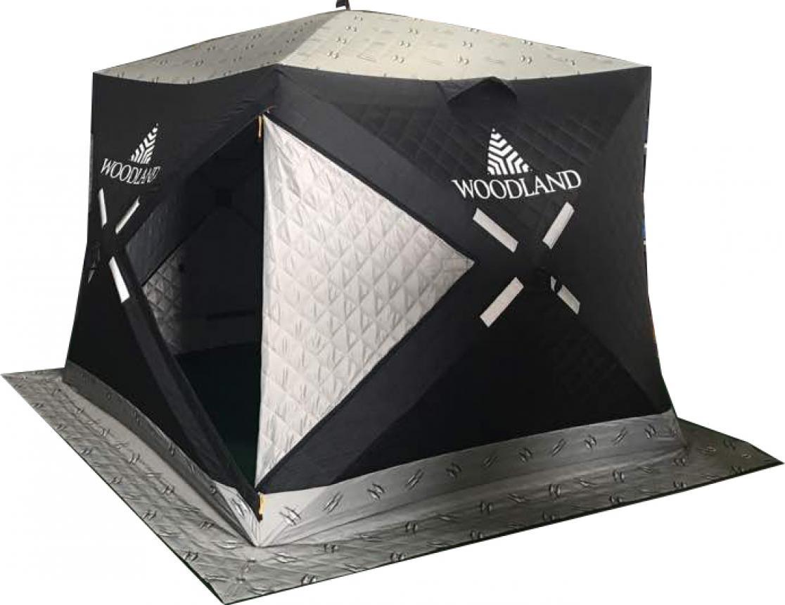 Палатка зимняя Woodland Ultra
