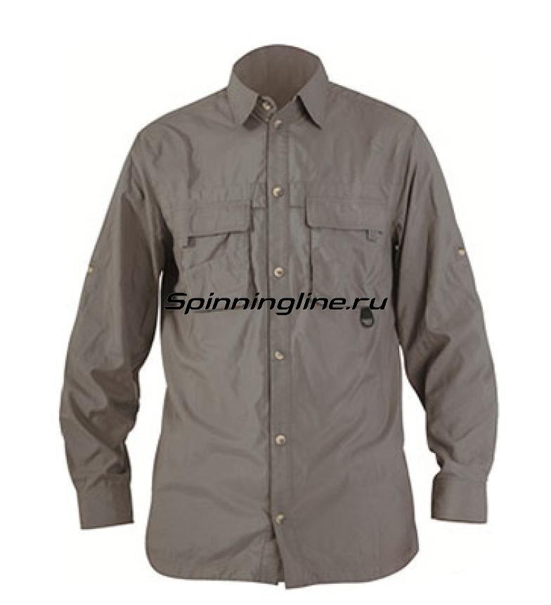 Рубашка Norfin Cool Long Sleeves S Gray