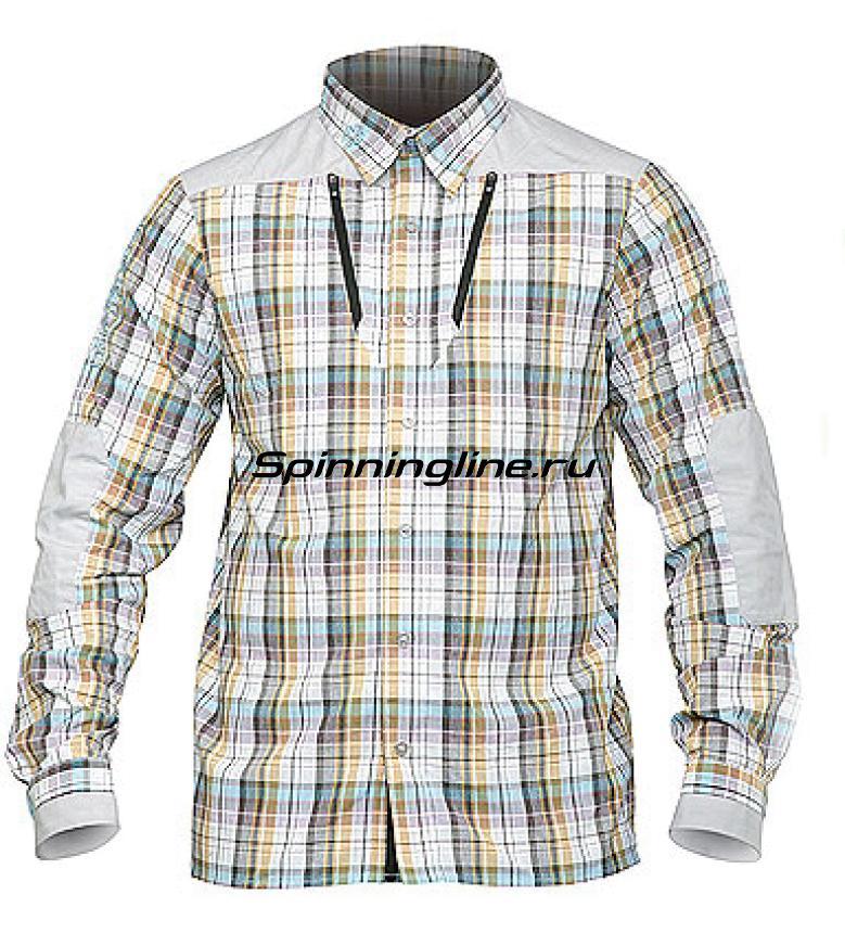 Рубашка Norfin Summer Long Sleeves S