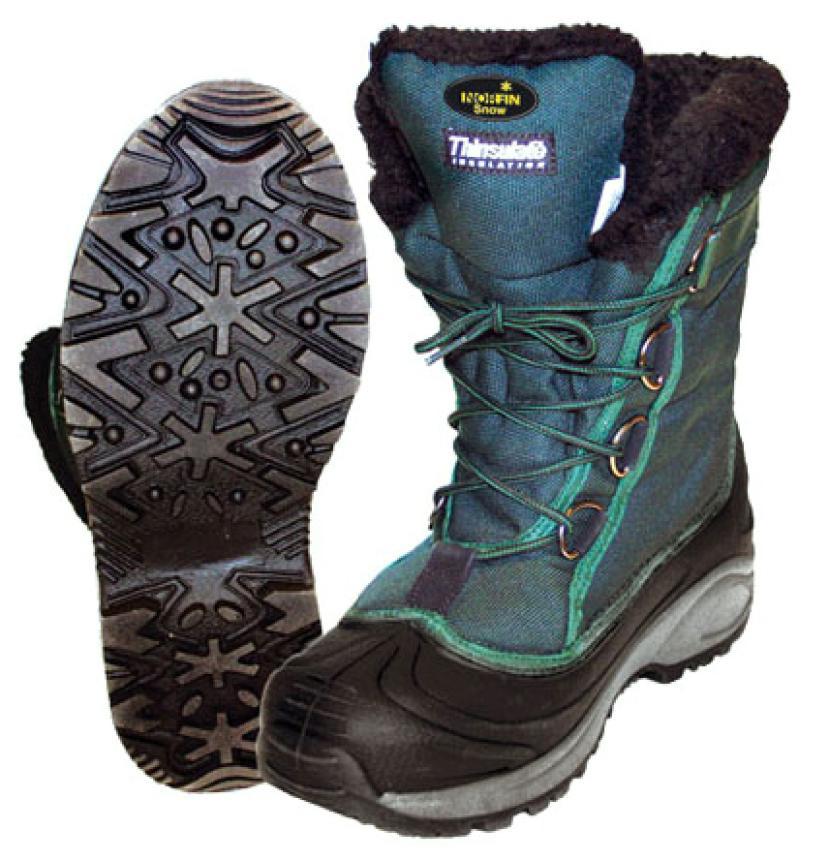 Ботинки Norfin Snow 44