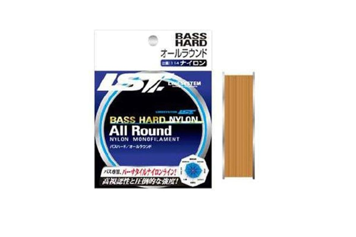 Леска Linesystem Bass Hard Allround Nylon 150м 20lb