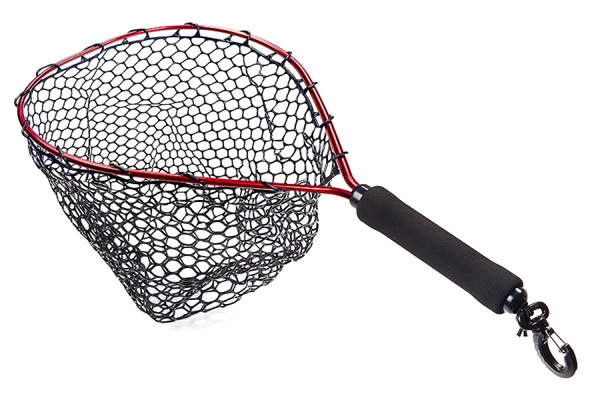 Подсачек Asari Standart Kayak Net Red