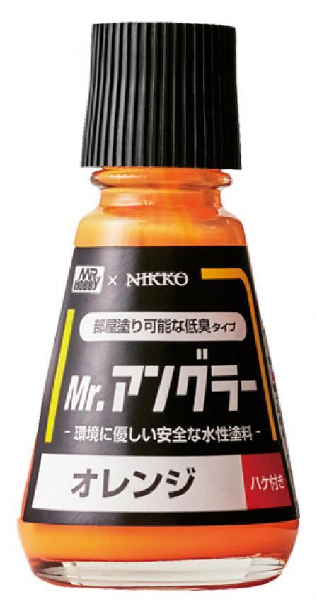 Лак Nikko Mr.Angler Orange