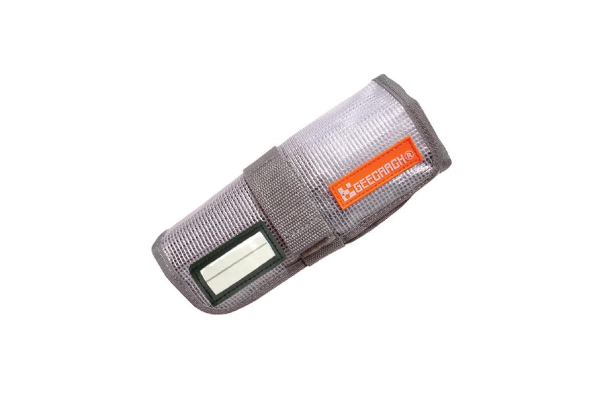 Органайзер Geecrack Jig Roll Bag 2 Type-Slow clear