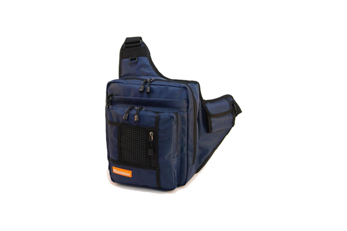 Сумка Geecrack Shoulder Bag GII navy