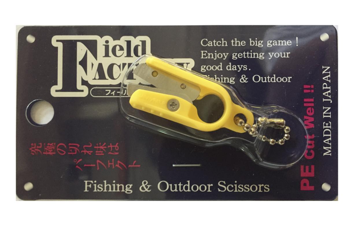 Ножницы Field Factory Micro X SP Yellow