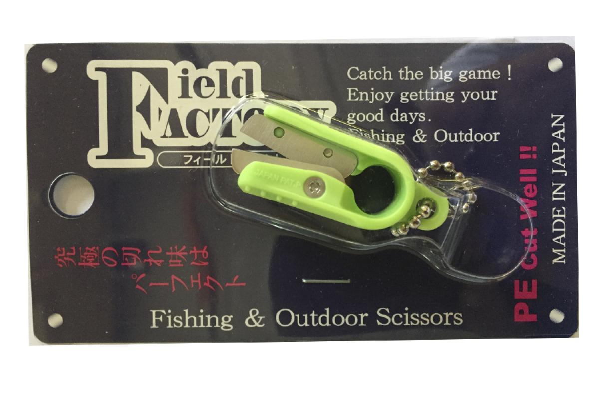 Ножницы Field Factory Micro X SP Green