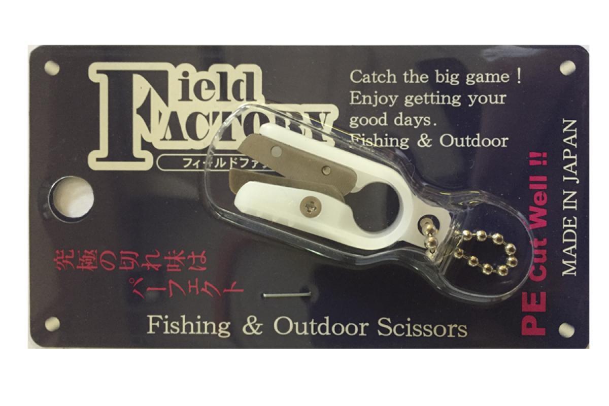 Ножницы Field Factory Micro X SP White