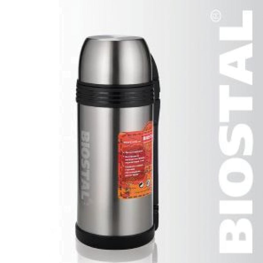 Термос Biostal Спорт NGP-1500P 1,5л
