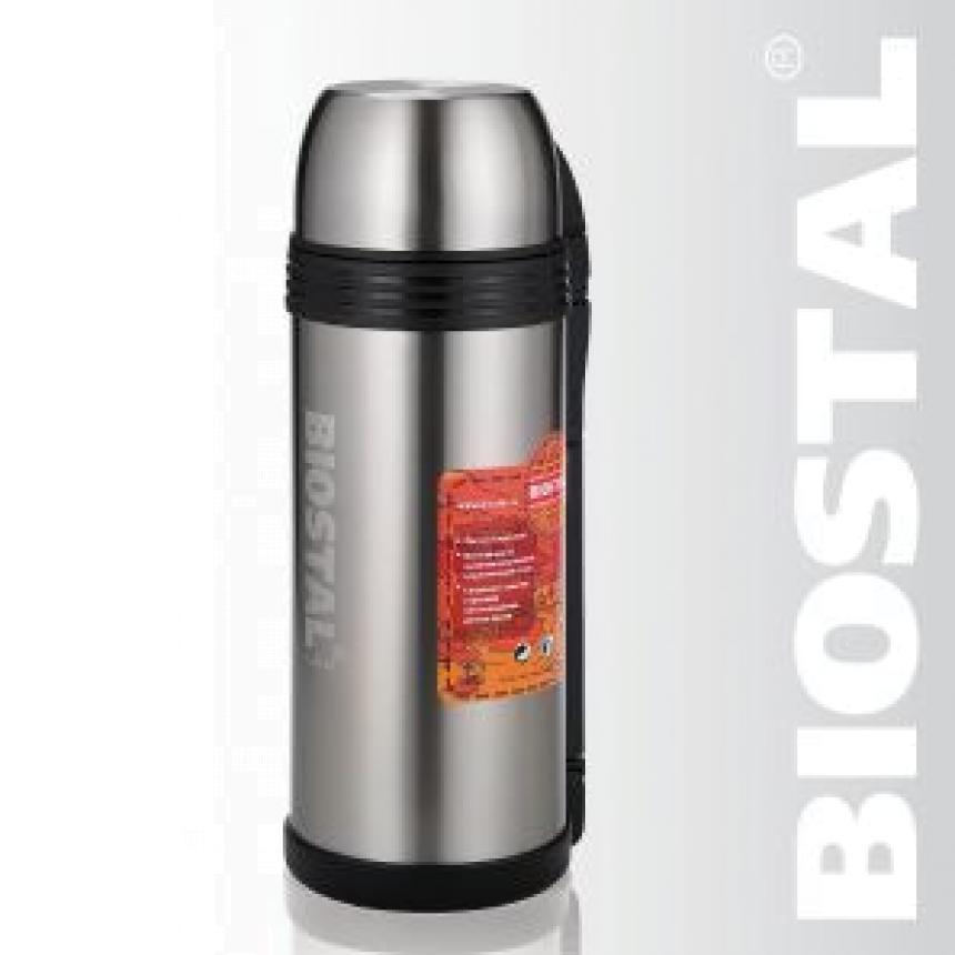 Термос Biostal Спорт NGP-1800P 1,8л