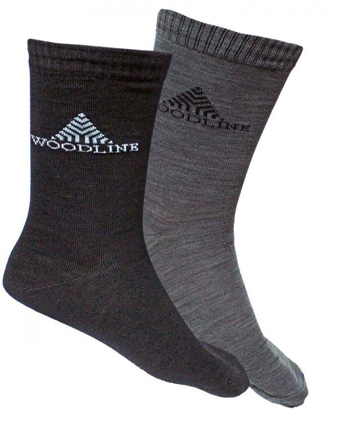 Комплект термоносков WoodLine Wool 44-46 - фото предоставленно поставщиком 1