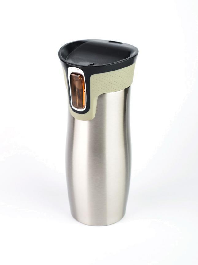 Термобутылка Barouge BT-001 450мл серебро