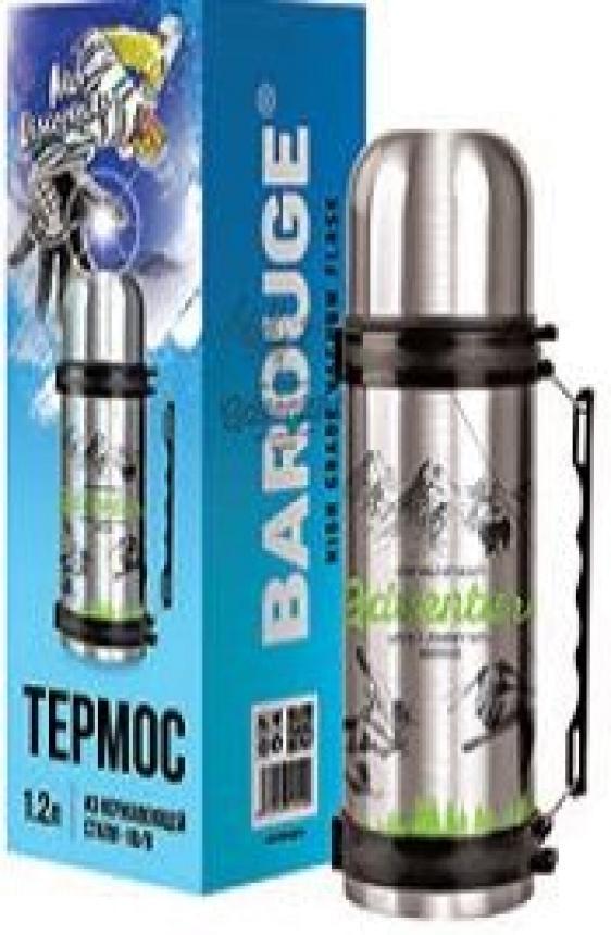 Термос Barouge BT-412F 1л