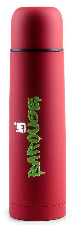 Термос Barouge BT-401F 0,5л красный