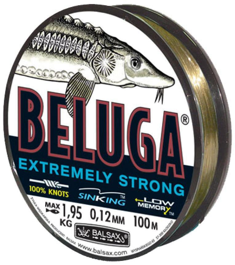 Леска Balsax Beluga 100м 0,20мм