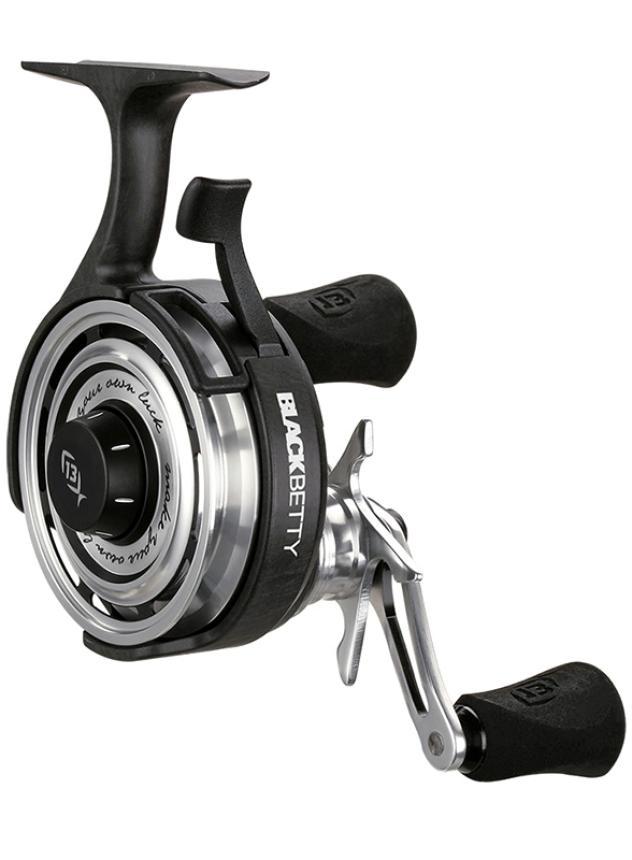 Катушка 13 Fishing Black Betty FreeFall Gear Ratio -Trigger System w/ New Line Window - Left - фото предоставлено поставщиком 1