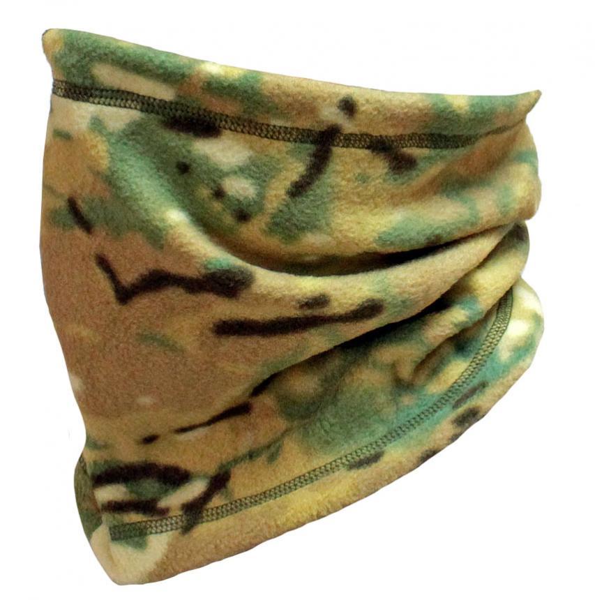 Шарф-туба Woodline флисовая мультикам
