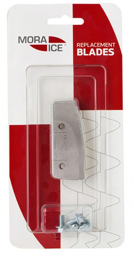 Ножи для ледобура Mora Ice для ручного ледобура Easy, Spiralen 150мм