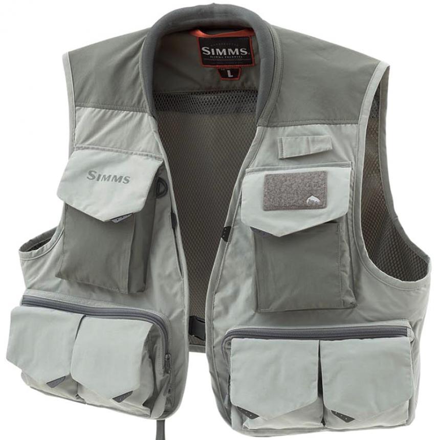 Жилет Simms Freestone Vest L Smoke