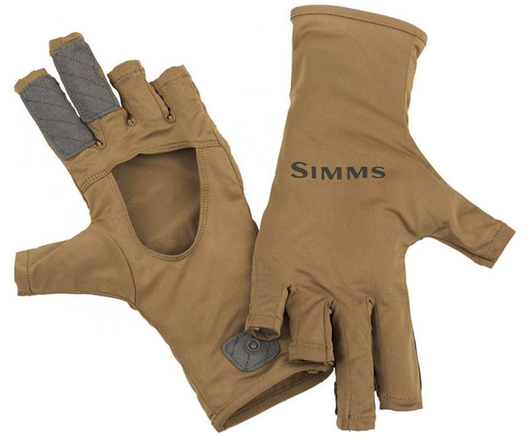 Перчатки Simms BugStopper SunGlove S Cork