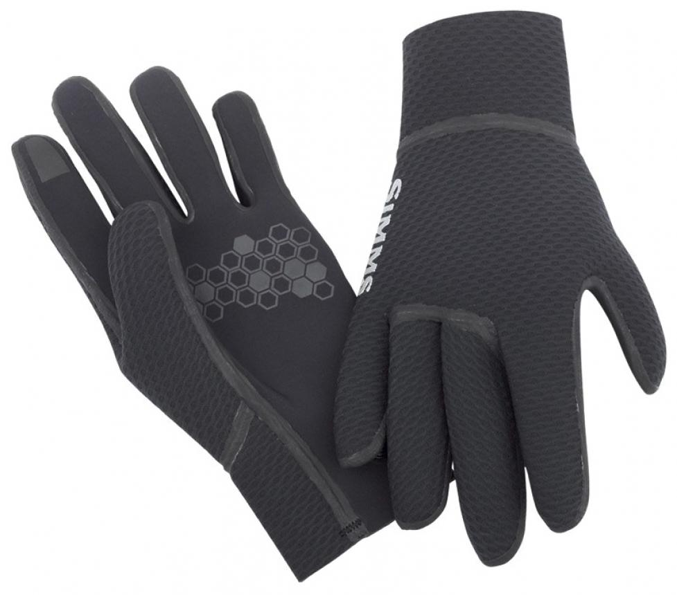 Перчатки Simms Kispiox Glove XL Black